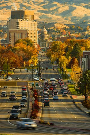 Boise, Idaho – Best City for Physicians