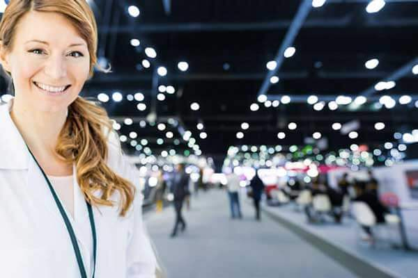 Attend a career fair and take the next step towards a new job as a physician
