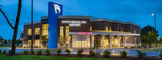 Urgent Care Beachside in the Florida Panhandle | Baptist