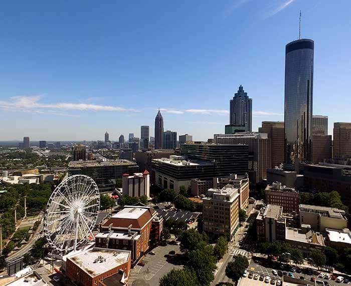 LinkedIn Workforce Report | Atlanta | July 2018 |Workforce Atlanta Metropolitan Area