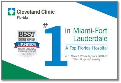 Cleveland Clinic Urology Ranking
