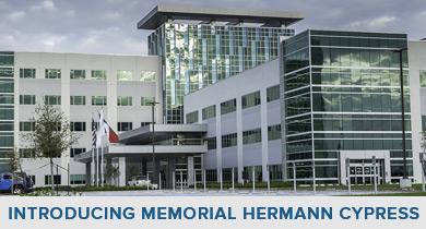 Gastroentorologist for Cypress, TX | Memorial Hermann